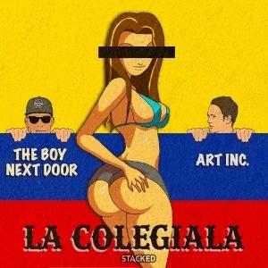 The BOY NEXT DOOR - La Colegiala