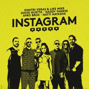Dimitri VEGAS & LIKE MIKE & David GUETTA &  DADDY YANKEE - Instagram